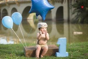 fotografía infantil - Primer Año